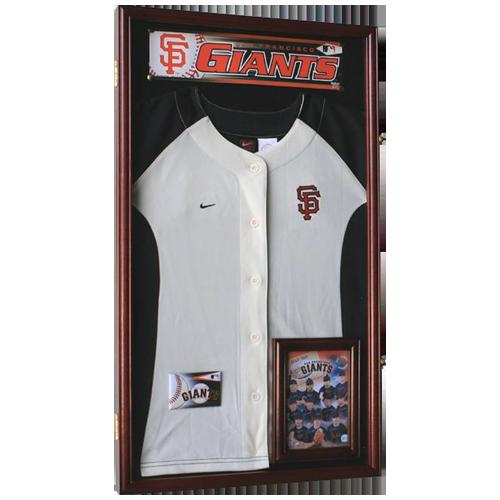Small Baseball Jersey Frame Kit Shadow Box