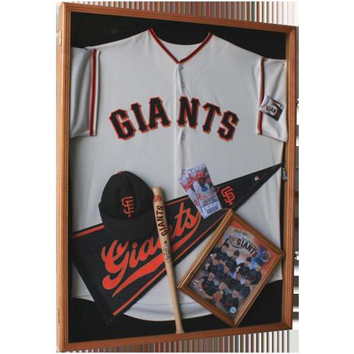 XL Baseball Jersey Frame Kit Shadow Box