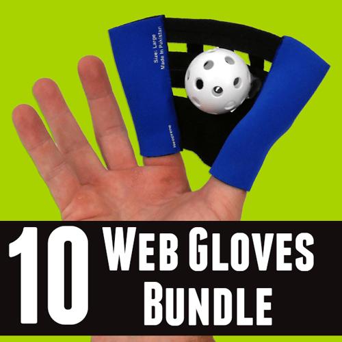 10 Web Gloves Bundle