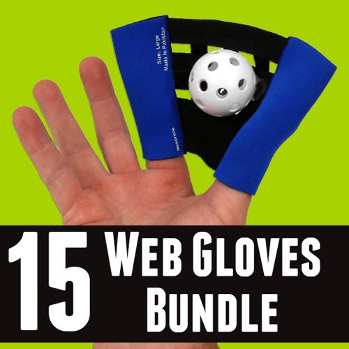 15 Web Gloves Bundle