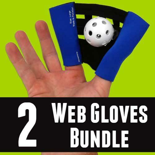 2 Web Gloves Bundle