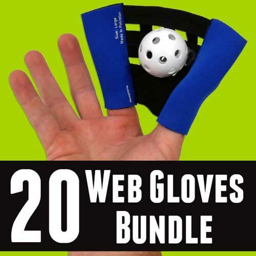 20 Web Gloves Bundle