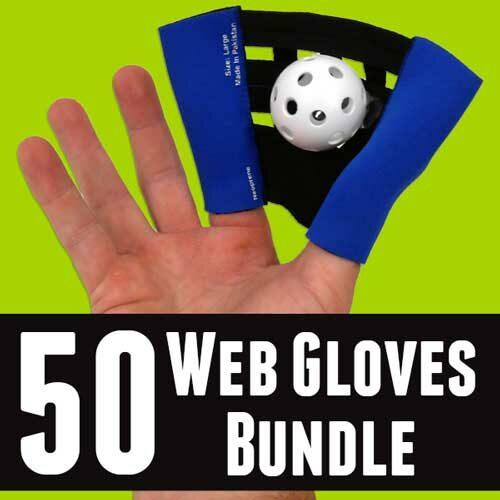 50 Web Gloves Bundle