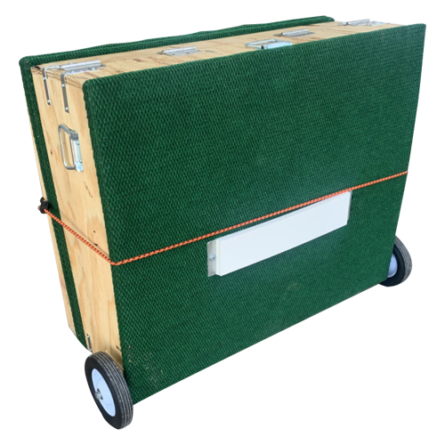 8 Inch Tall Extra Wide Portable Pitching Mound