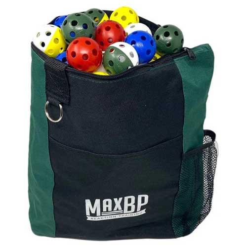 MaxBP ball bags hold 120 WIFFLE® golf balls