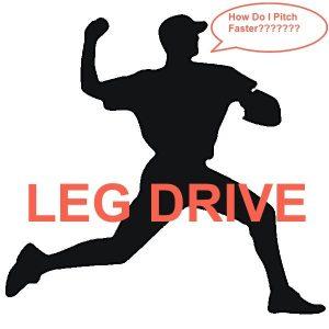 Baseball Pitching Mechanics - Leg Drive