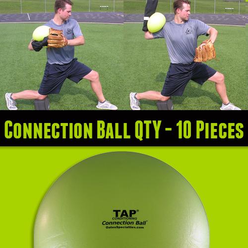 """10 Piece 12"""" Connection Ball Bundle"""