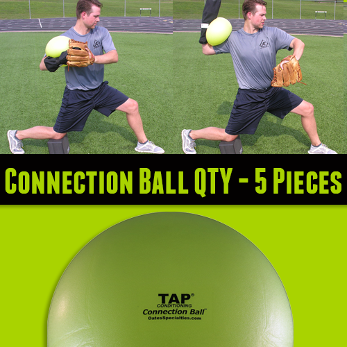 5 Piece 12″ Connection Ball Bundle