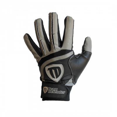 Team Defender 2.0 Catcher's Thumb Guard Glove with Protective Finger Padding
