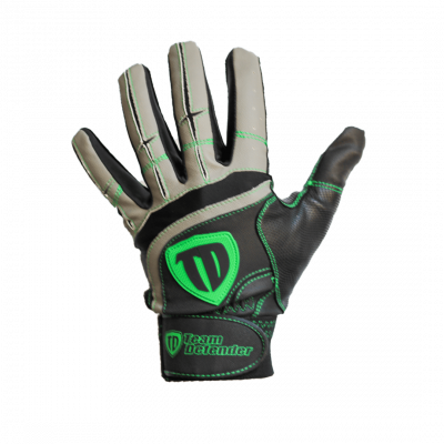 Team Defender 2.0 [Pro Series] Catcher's Thumb Guard Glove with Protective Finger Padding