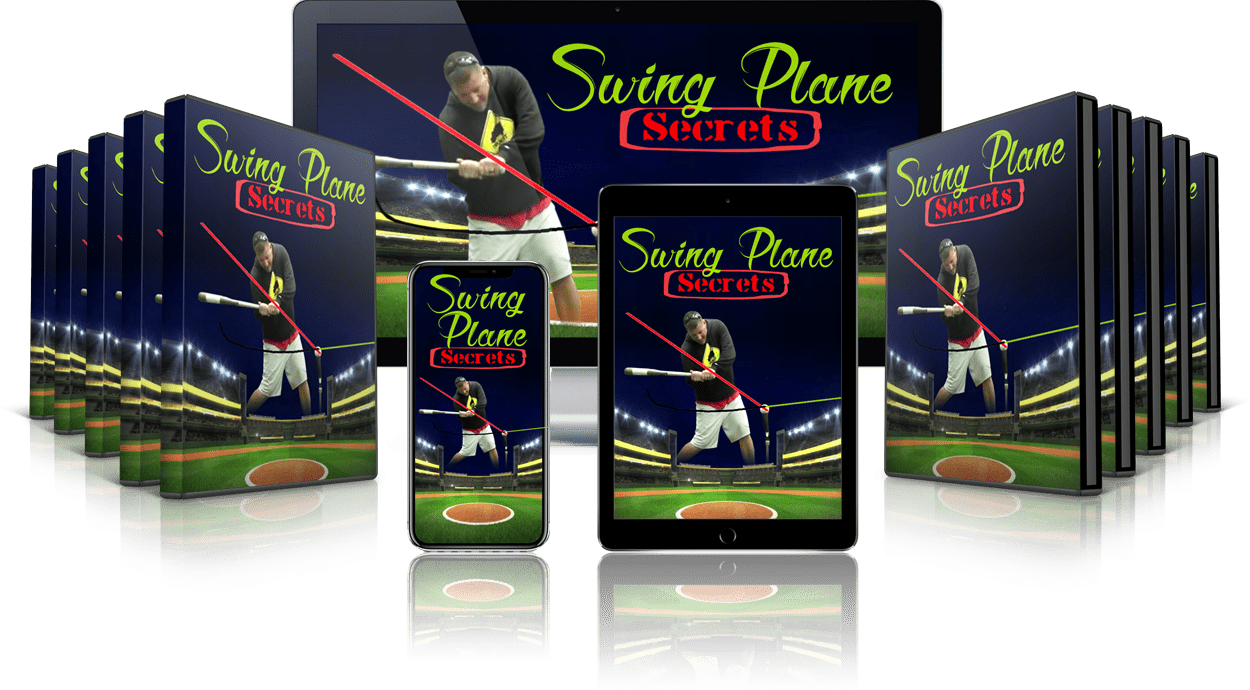 Swing Plane Secrets Bonus for Personal Pitcher Pro Mini Whiffle Ball Pitching Machine