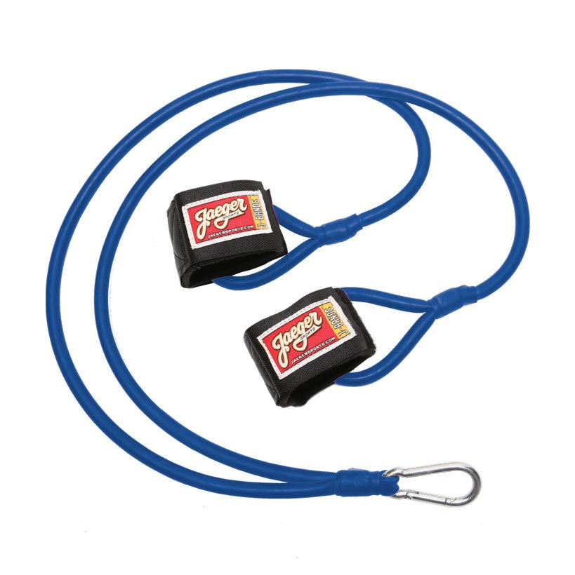 Exercise Arm Band Jaeger Sports Youth J-Bands Jr Flo Blue