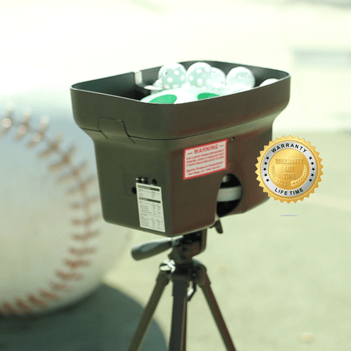 Personal Pitching Machine