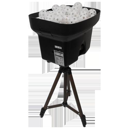 The Personal Pitcher PRO - Mini Wiffle Ball Pitching Machine