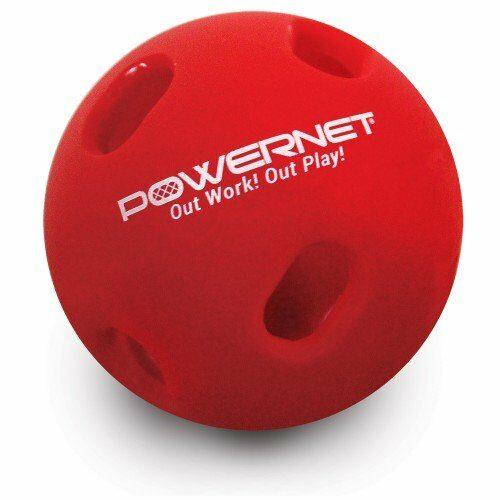 PowerNet Crushers Limited Flight Training Baseballs 12 PK