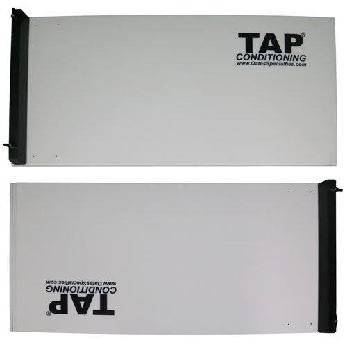 Tap Slideboard Overhead view