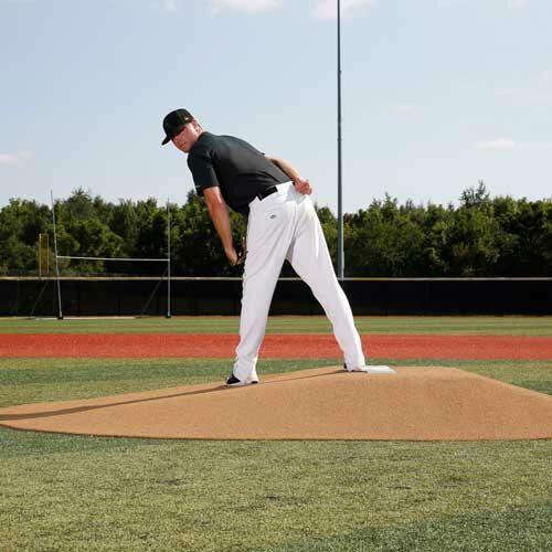 "10"" Tall Senior League Pitching Mound"