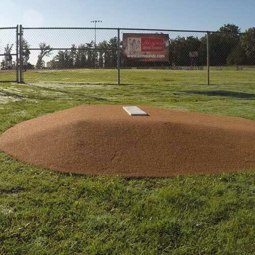 "6"" Tall Pitching Mound"