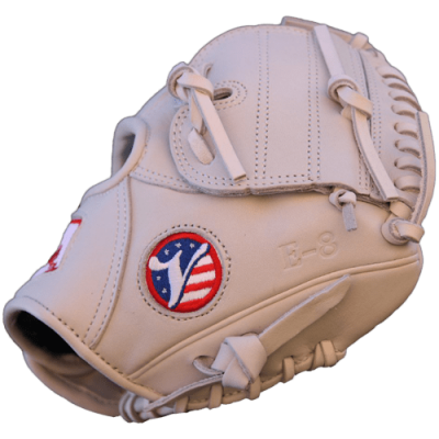 Valle Eagle 8 Infield Training Glove Side View