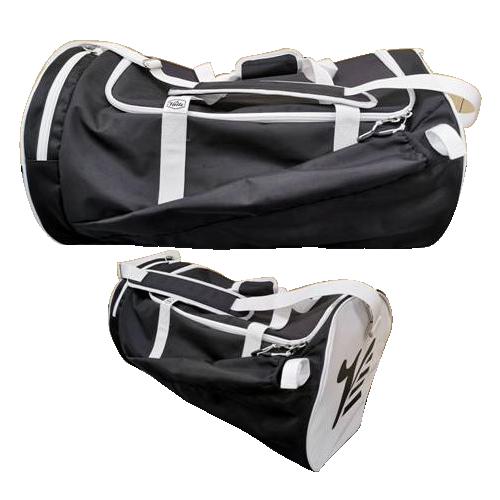 valle player baseball bag black and white