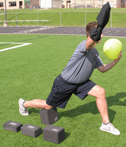 Connection Ball Exercise