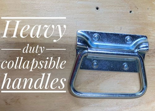collapsible handles