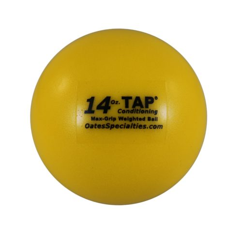 14 oz tap weighted ball