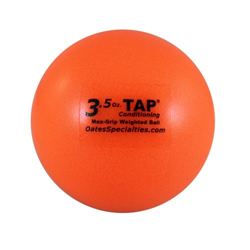 3.5 oz tap weighted ball