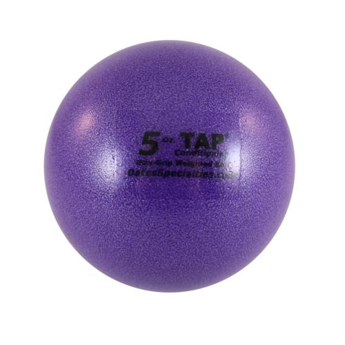 5 oz tap weighted ball