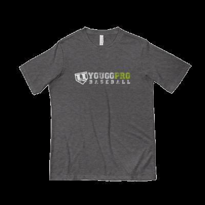 Yougoprobaseball Tee Shirt Grey