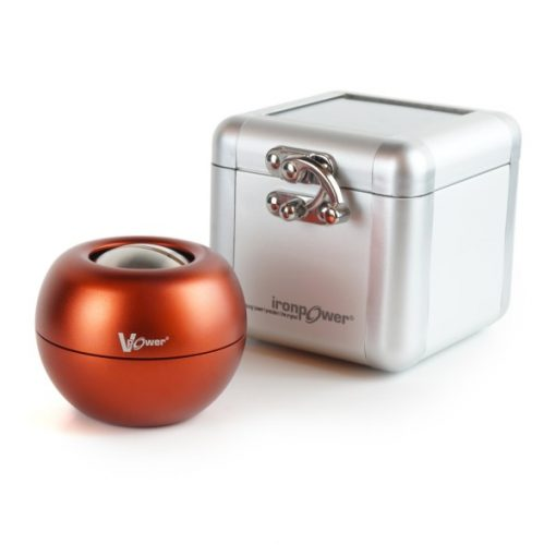 red v-power gyro ball